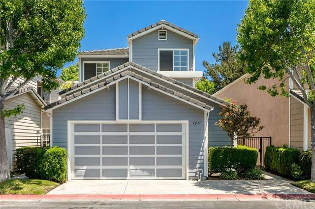 2671 Bayport Drive, Torrance, CA 90503 (MLS #SB21108872) :: Desert Area Homes For Sale