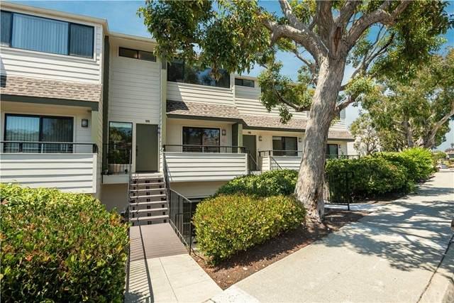 111 Calle Mayor #35, Redondo Beach, CA 90277 (#SB21116833) :: Zember Realty Group