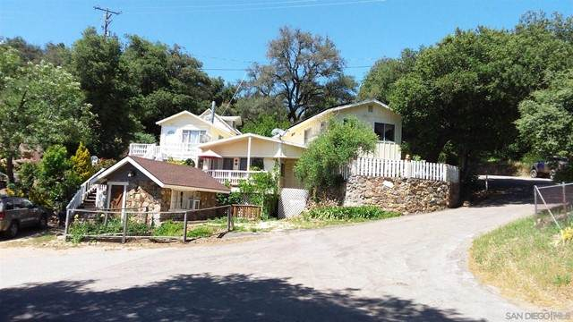 2605 Lot A Rd, Julian, CA 92036 (#210014829) :: Wahba Group Real Estate | Keller Williams Irvine