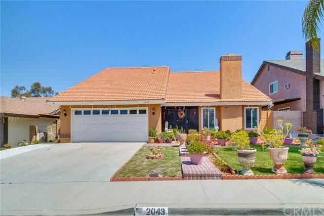2043 Evangelina Street, West Covina, CA 91792 (#CV21117476) :: The Alvarado Brothers