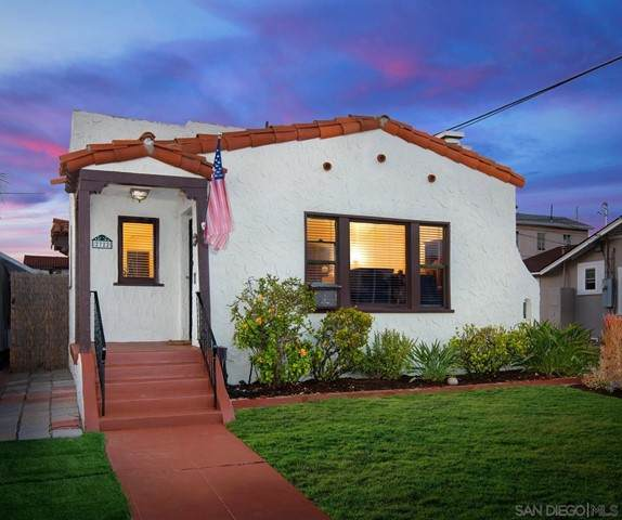 2722 Collier Ave, San Diego, CA 92116 (#210014874) :: Wahba Group Real Estate | Keller Williams Irvine