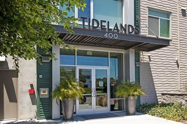 400 Mariners Island Boulevard #102, San Mateo, CA 94404 (#ML81845081) :: Eight Luxe Homes