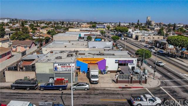 4801 -4805 E Olympic Boulevard, East Los Angeles, CA 90022 (MLS #DW21117554) :: Desert Area Homes For Sale