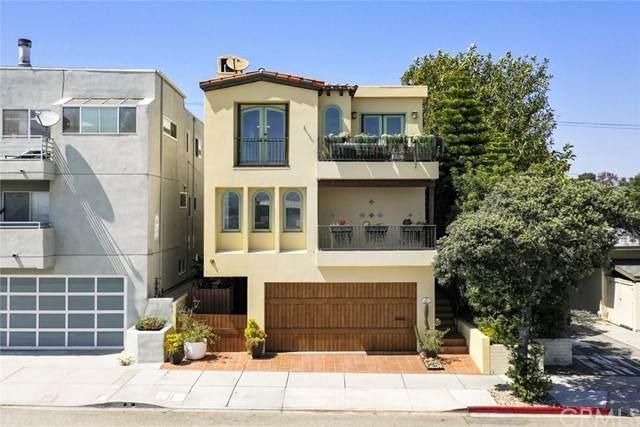 413 15th Street, Manhattan Beach, CA 90266 (#SB21111117) :: Zember Realty Group
