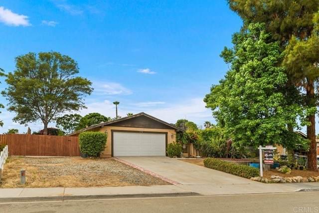 678 Elizabeth, San Marcos, CA 92069 (#NDP2106189) :: Wahba Group Real Estate | Keller Williams Irvine