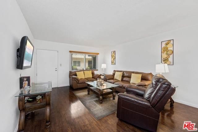 721 Larch Street #4, Inglewood, CA 90301 (#21742292) :: Wahba Group Real Estate   Keller Williams Irvine