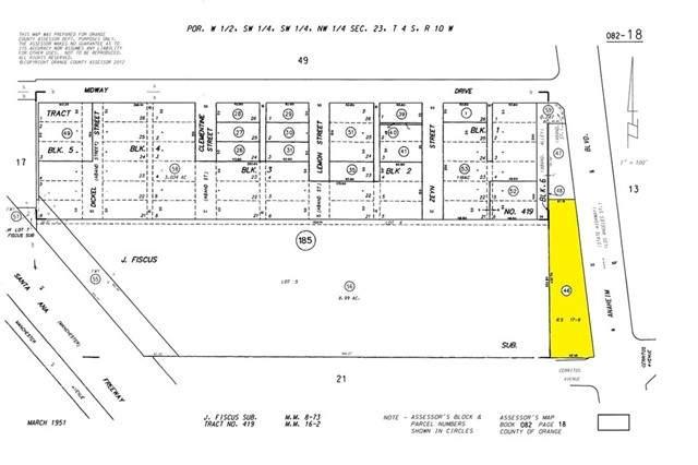 1459 -1475 S Anaheim Boulevard, Anaheim, CA 92805 (#OC21119604) :: Wahba Group Real Estate   Keller Williams Irvine
