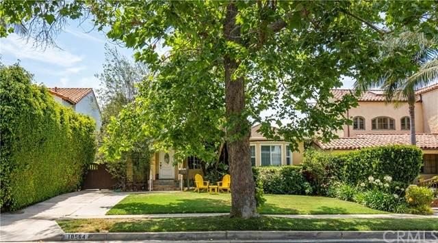 10564 Blythe Avenue, Los Angeles (City), CA 90064 (#PW21120326) :: Compass