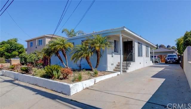 1632 259th Place, Harbor City, CA 90710 (#SB21119780) :: Berkshire Hathaway HomeServices California Properties