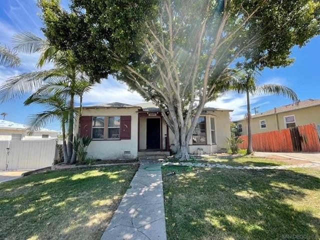 6025 Carol St, San Diego, CA 92115 (#210015367) :: Wahba Group Real Estate   Keller Williams Irvine