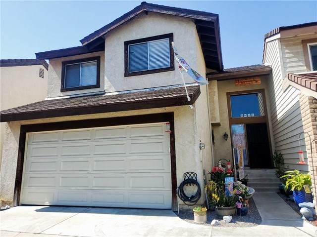 607 Doral Street, Ontario, CA 91761 (#TR21121236) :: The Alvarado Brothers
