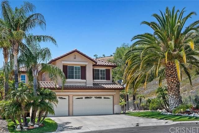 2693 Sunshine Valley Court, Simi Valley, CA 93063 (#SR21117955) :: Wahba Group Real Estate | Keller Williams Irvine