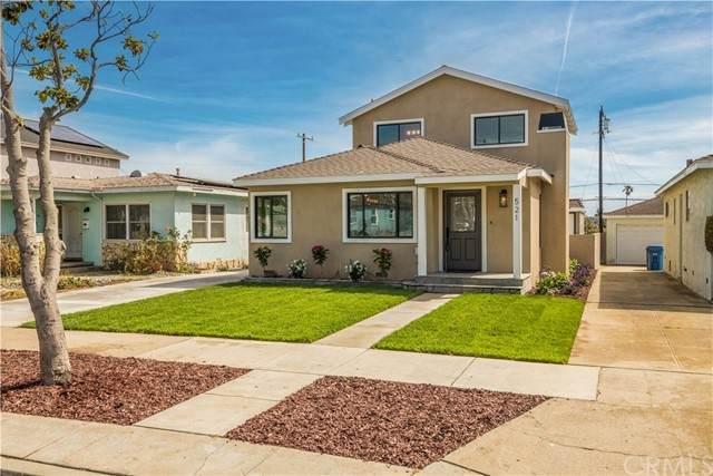 521 N Paulina Avenue, Redondo Beach, CA 90277 (#PV21121879) :: Twiss Realty