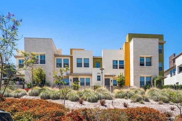 2054 Foxtrot Loop #3, Chula Vista, CA 91915 (#PTP2103946) :: Wahba Group Real Estate | Keller Williams Irvine