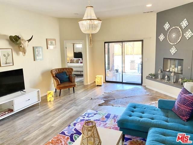 61549 Palm Vista Drive, Joshua Tree, CA 92252 (#21741808) :: The Marelly Group | Sentry Residential