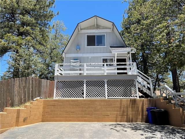 33050 Robin Lane, Arrowbear, CA 92382 (#SR21122025) :: The Marelly Group | Sentry Residential
