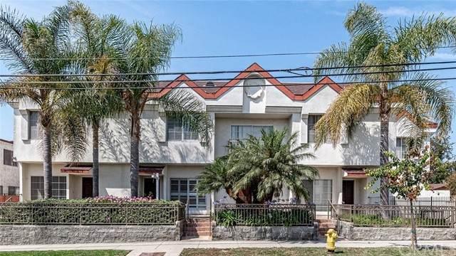 856 W Beach Avenue #2, Inglewood, CA 90302 (#OC21122135) :: Zen Ziejewski and Team