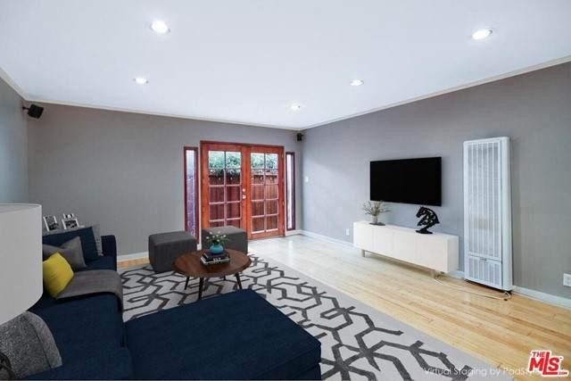 11959 Nebraska Avenue #104, Los Angeles (City), CA 90025 (#21745606) :: Legacy 15 Real Estate Brokers