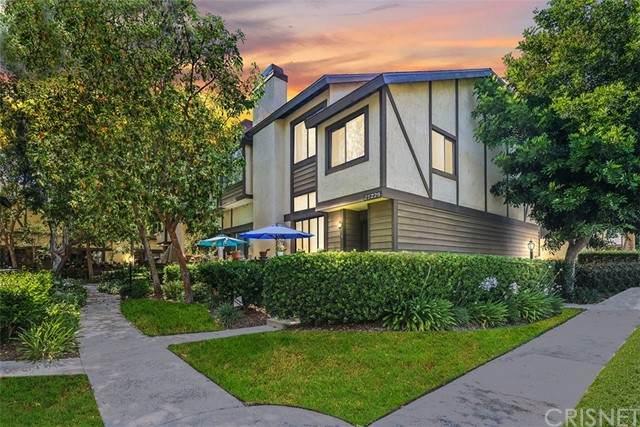 21229 Lassen Street #2, Chatsworth, CA 91311 (#SR21121928) :: The Marelly Group | Sentry Residential