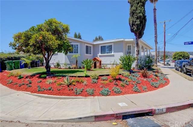 749 N Cabrillo Avenue, San Pedro, CA 90731 (#SB21122052) :: The Parsons Team