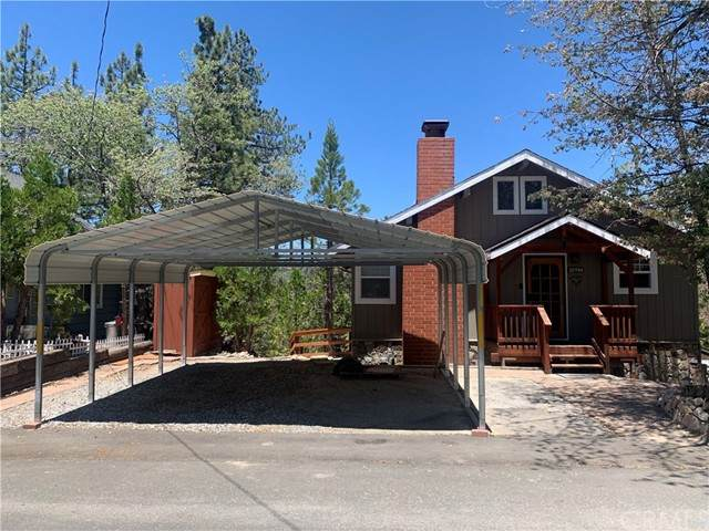 32750 Cougar Lane, Arrowbear, CA 92382 (#PW21123141) :: The Marelly Group | Sentry Residential