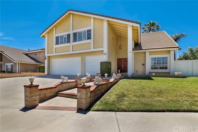 111 Ben Avon Court, San Dimas, CA 91773 (#PF21122975) :: Zember Realty Group