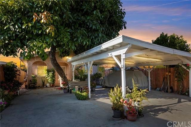 6435 Gallant Street, Bell Gardens, CA 90201 (#SW21123429) :: Team Tami