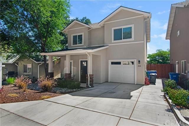 2808 Vine Street, Paso Robles, CA 93446 (#NS21123698) :: Wahba Group Real Estate | Keller Williams Irvine