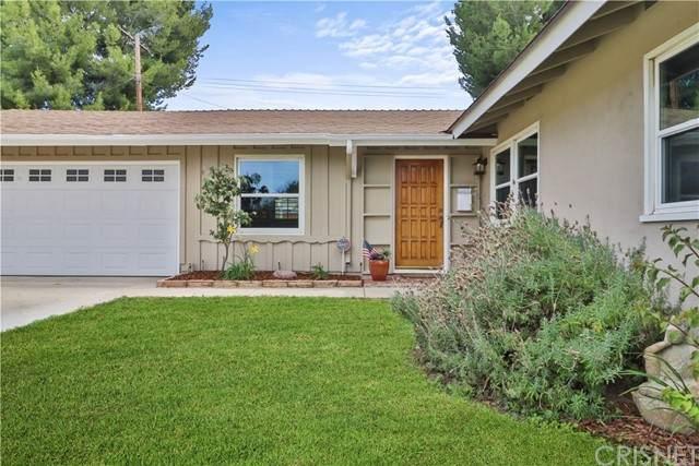 23040 Runnymede Street, West Hills, CA 91307 (#SR21121025) :: Wahba Group Real Estate | Keller Williams Irvine