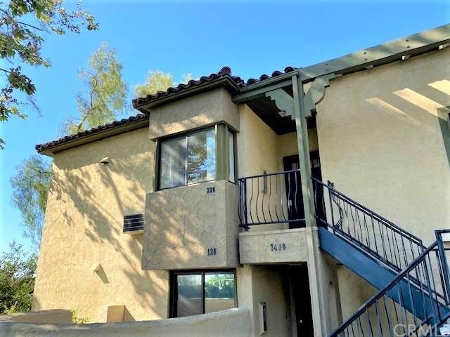 7410 Park Ridge Boulevard #226, San Diego, CA 92120 (#SW21123539) :: Wahba Group Real Estate | Keller Williams Irvine