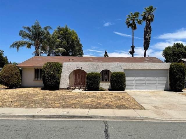 10263 Palm Row Drive, Lakeside, CA 92040 (#PTP2104003) :: Wahba Group Real Estate | Keller Williams Irvine