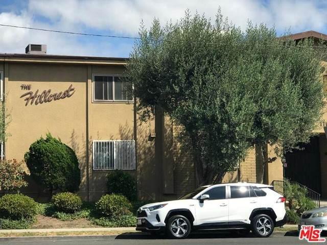 110 E Hillcrest Boulevard #206, Inglewood, CA 90301 (#21745414) :: Berkshire Hathaway HomeServices California Properties