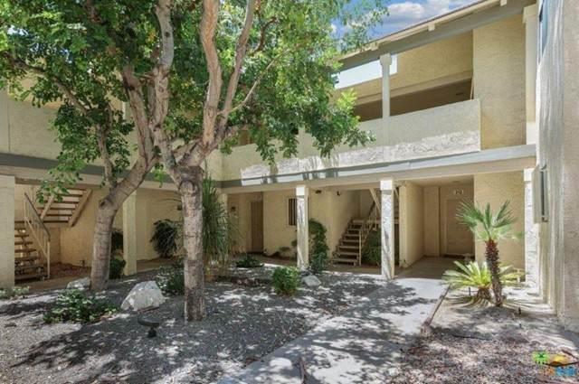 353 E Via Escuela #221, Palm Springs, CA 92262 (#21746262) :: Zember Realty Group