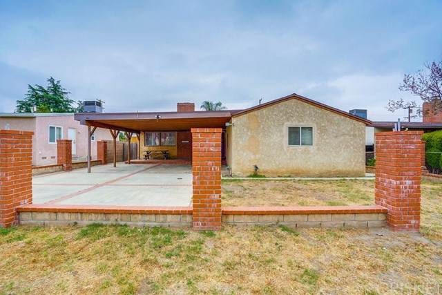 14344 Beaver Street, Sylmar, CA 91342 (#SR21123953) :: Wahba Group Real Estate   Keller Williams Irvine