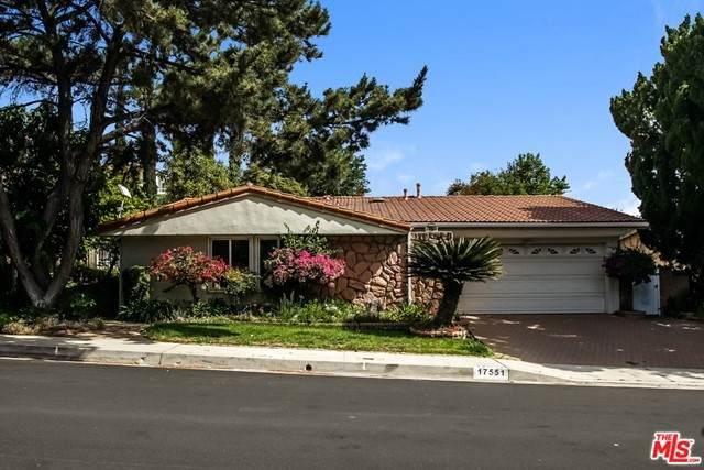 17551 Tuscan Drive, Granada Hills, CA 91344 (MLS #21746744) :: Desert Area Homes For Sale