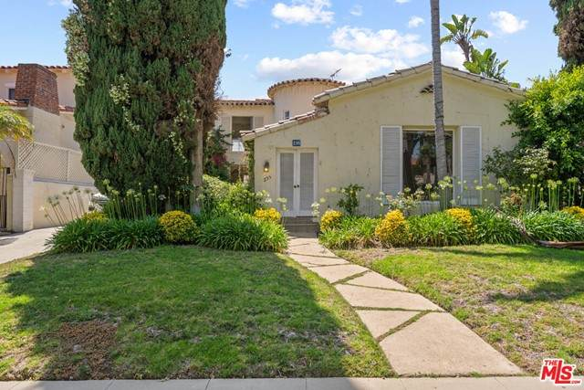 235 S Bedford Drive, Beverly Hills, CA 90212 (#21745826) :: Legacy 15 Real Estate Brokers