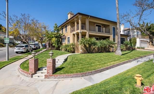 5125 Marburn Avenue, Los Angeles (City), CA 90043 (#21716660) :: Wahba Group Real Estate | Keller Williams Irvine