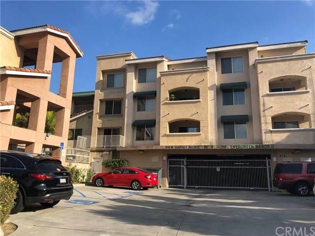 918 W Garvey Avenue #311, Monterey Park, CA 91754 (#TR21124457) :: Powerhouse Real Estate