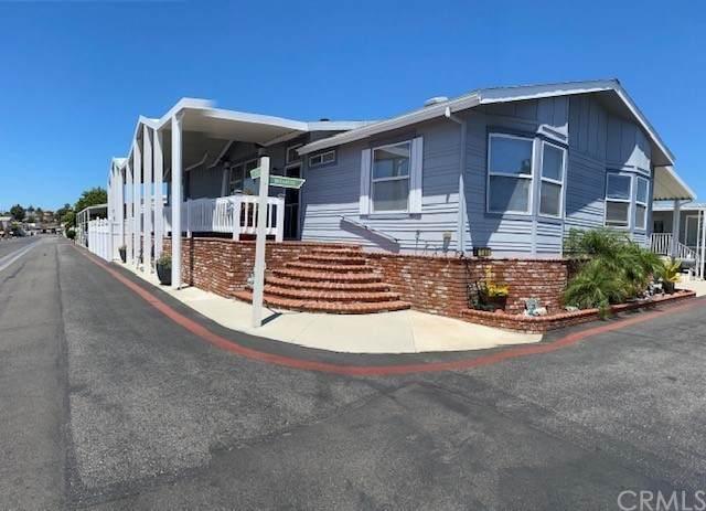 20701 Beach Boulevard #140, Huntington Beach, CA 92648 (#OC21124406) :: Powerhouse Real Estate