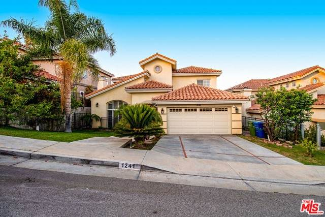 1241 Valrose Court, Los Angeles (City), CA 90041 (MLS #21743062) :: Desert Area Homes For Sale