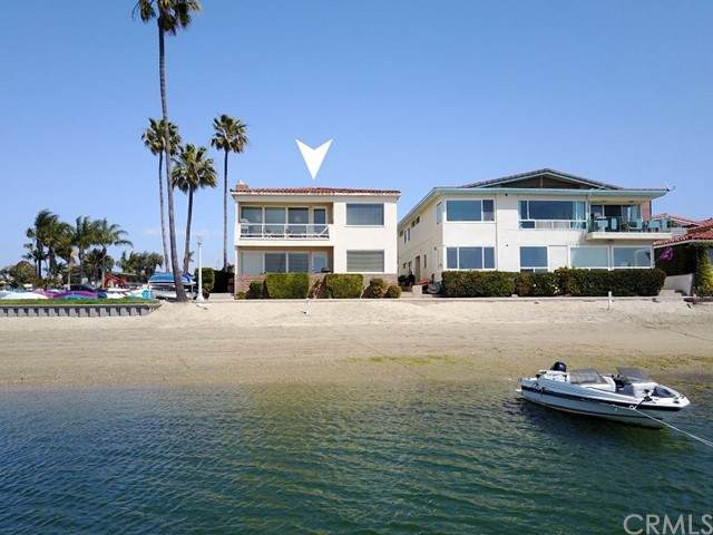 413 Via Lido Soud, Newport Beach, CA 92663 (#LG21124475) :: Holmes Muirhead Team at Reviron Realty