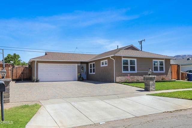 1161 Los Serenos Drive, Fillmore, CA 93015 (#V1-6324) :: Swack Real Estate Group   Keller Williams Realty Central Coast
