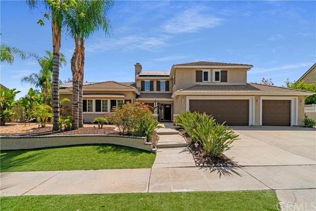 3791 Cathedral Circle, Corona, CA 92881 (#IV21123521) :: The Marelly Group   Sentry Residential