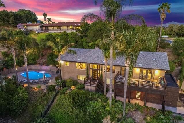 640 Ranchito Drive, Escondido, CA 92025 (#210015842) :: Blake Cory Home Selling Team