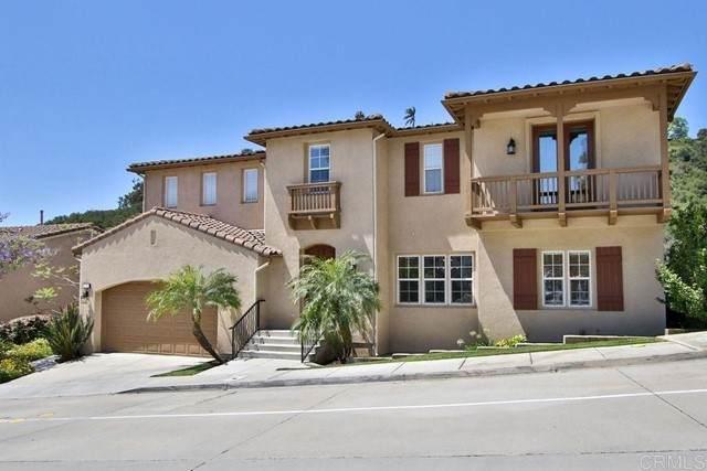 2735 Ridgegate Row, La Jolla, CA 92037 (#NDP2106610) :: Wahba Group Real Estate   Keller Williams Irvine
