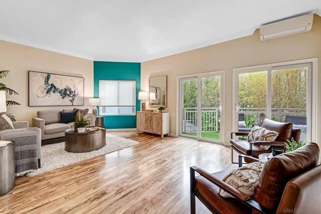 5370 La Jolla Blvd 201B, La Jolla, CA 92037 (#210015867) :: A|G Amaya Group Real Estate