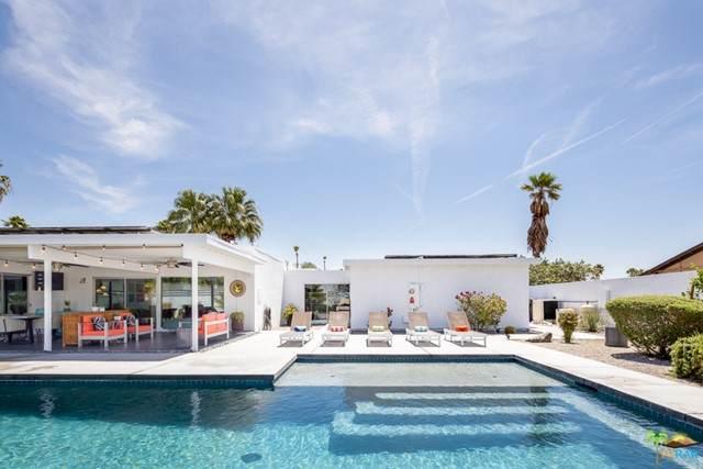 3005 N Biskra Road, Palm Springs, CA 92262 (#21746564) :: Wahba Group Real Estate | Keller Williams Irvine