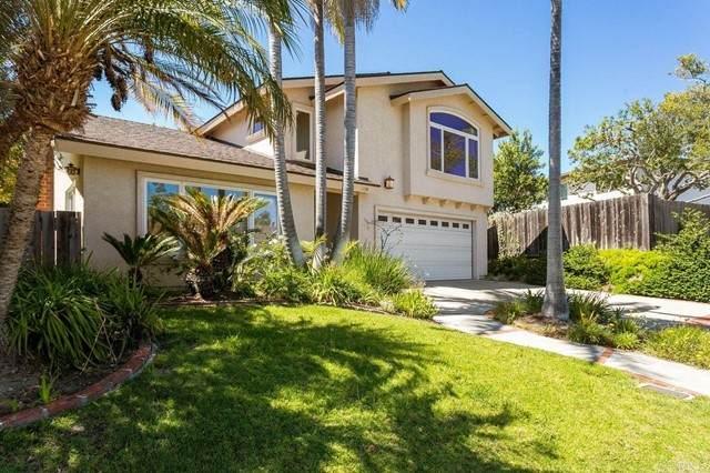 1738 Red Barn Road, Encinitas, CA 92024 (#NDP2106670) :: Berkshire Hathaway HomeServices California Properties