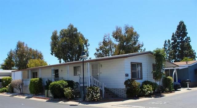 276 N El Camino Real Boulevard #166, Oceanside, CA 92058 (#NDP2106669) :: A|G Amaya Group Real Estate