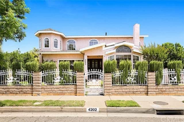 4202 Walnut Grove Avenue, Rosemead, CA 91770 (#AR21125764) :: Zen Ziejewski and Team